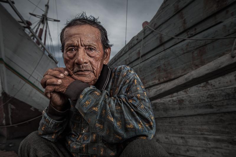 Jakarta Shipyard by Ken Koskela