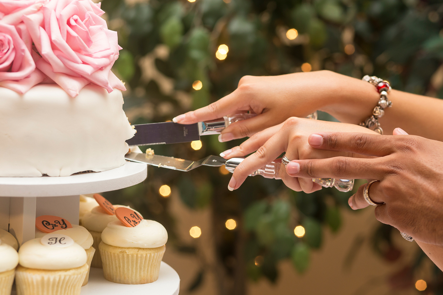 Cut The Cake  by Michael Richards