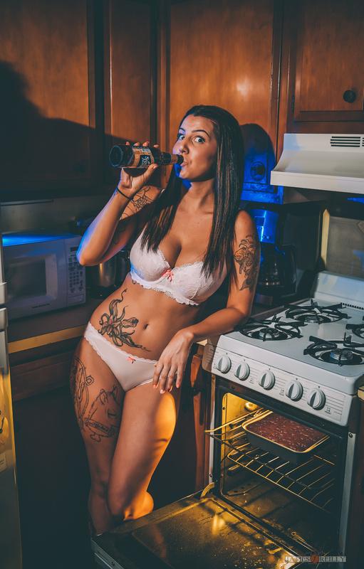 Cassandra Boudoir by James Reilly