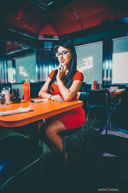 Diner by James Reilly