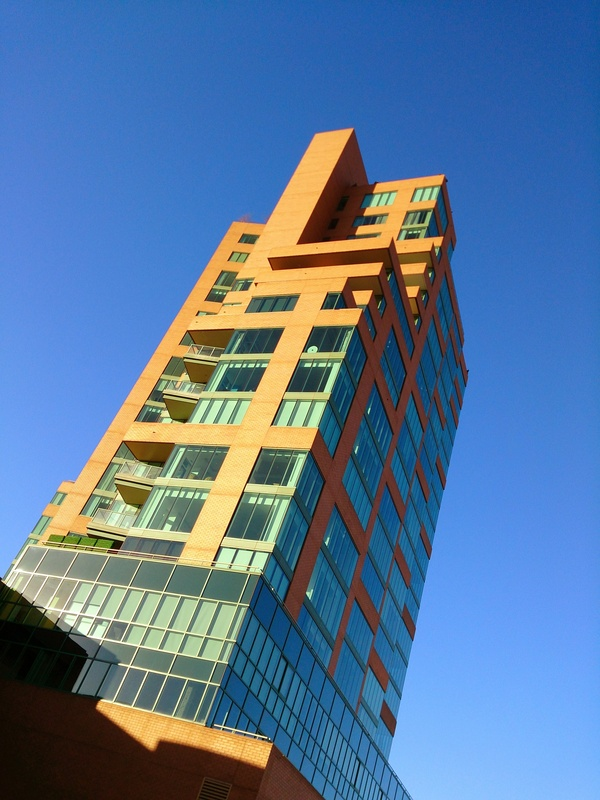 Waterfront Park Condominiums by Anthony Eaton