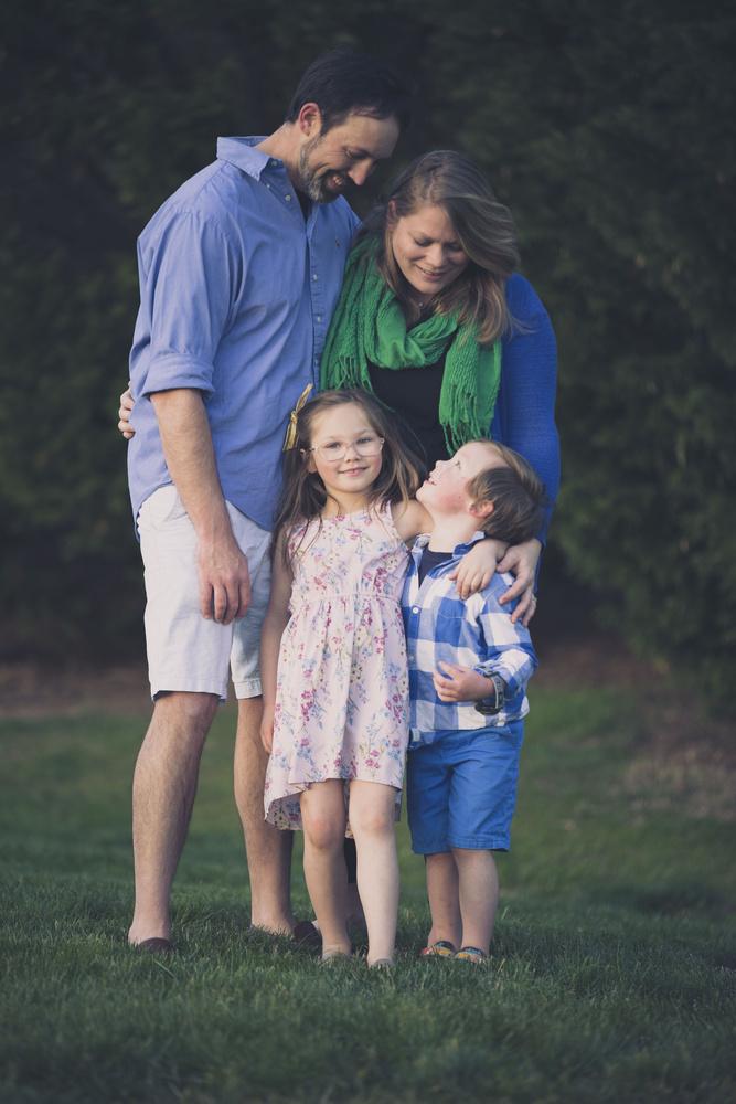 Family Portrait by Chris Delisle