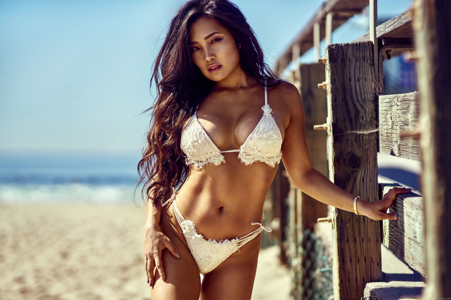 Minji Cho @ Venice Beach by Black Z Eddie .