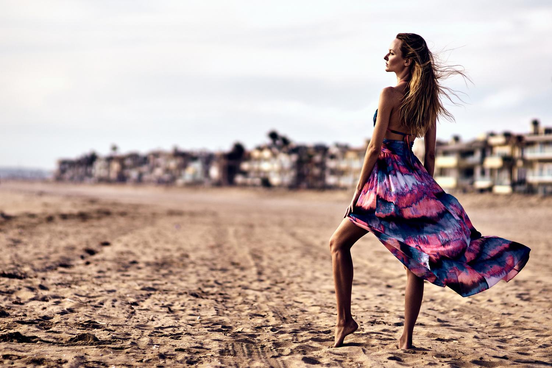 Jenya Bond @ Sunset Beach by Black Z Eddie .