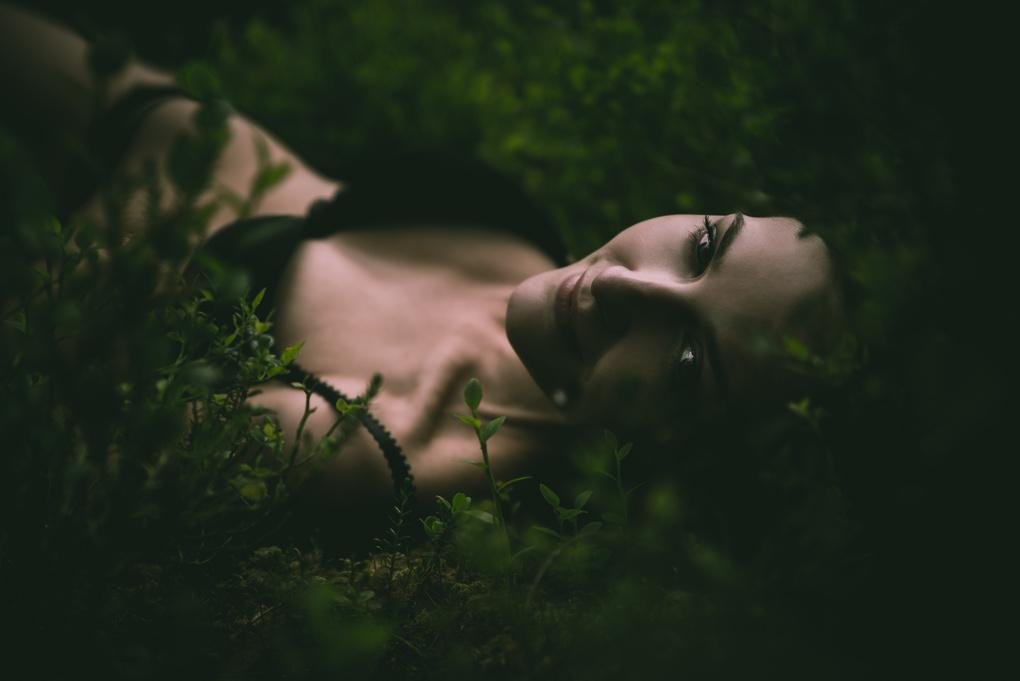 Green by Janis Petranis
