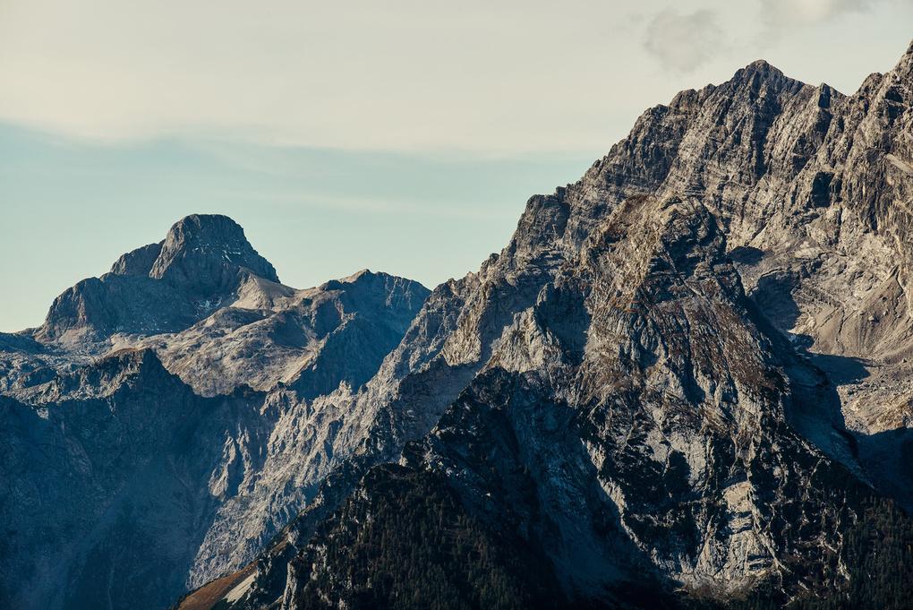 The Alps by Wille Nyyssönen