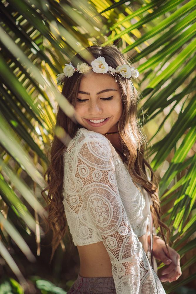 Palm tree Shoot by Jason Santiago