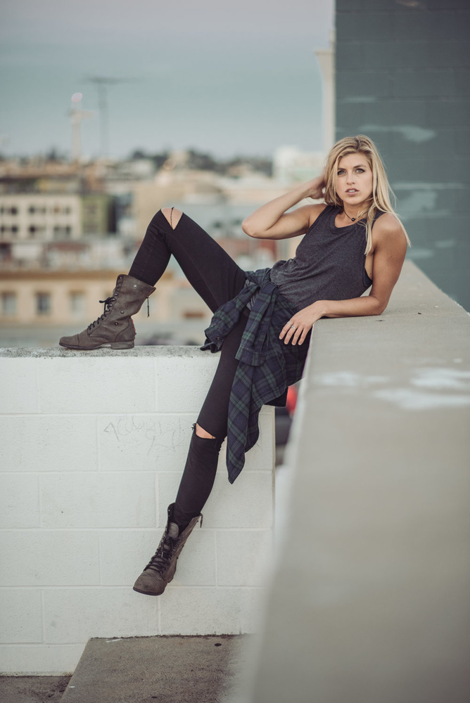 Downtown Shoot by Jason Santiago