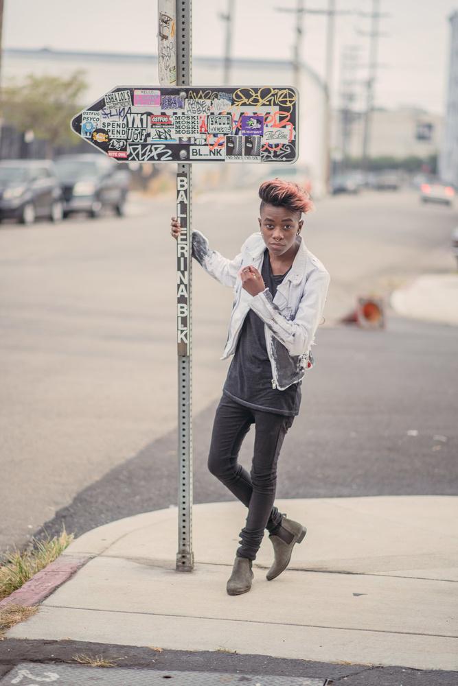 Los Angeles city shoot by Jason Santiago