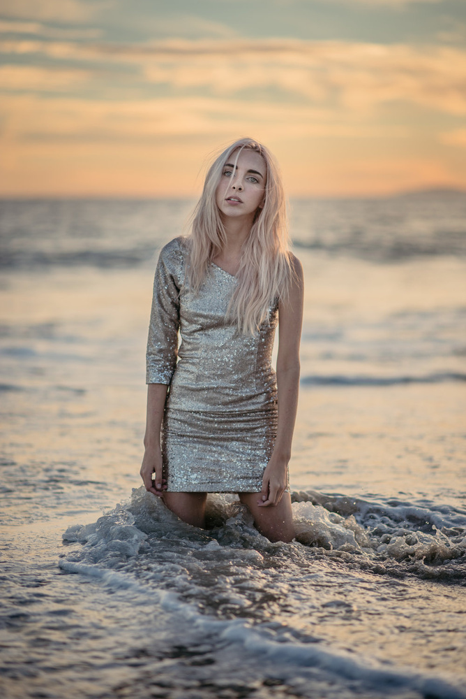 Ocean Shoot by Jason Santiago