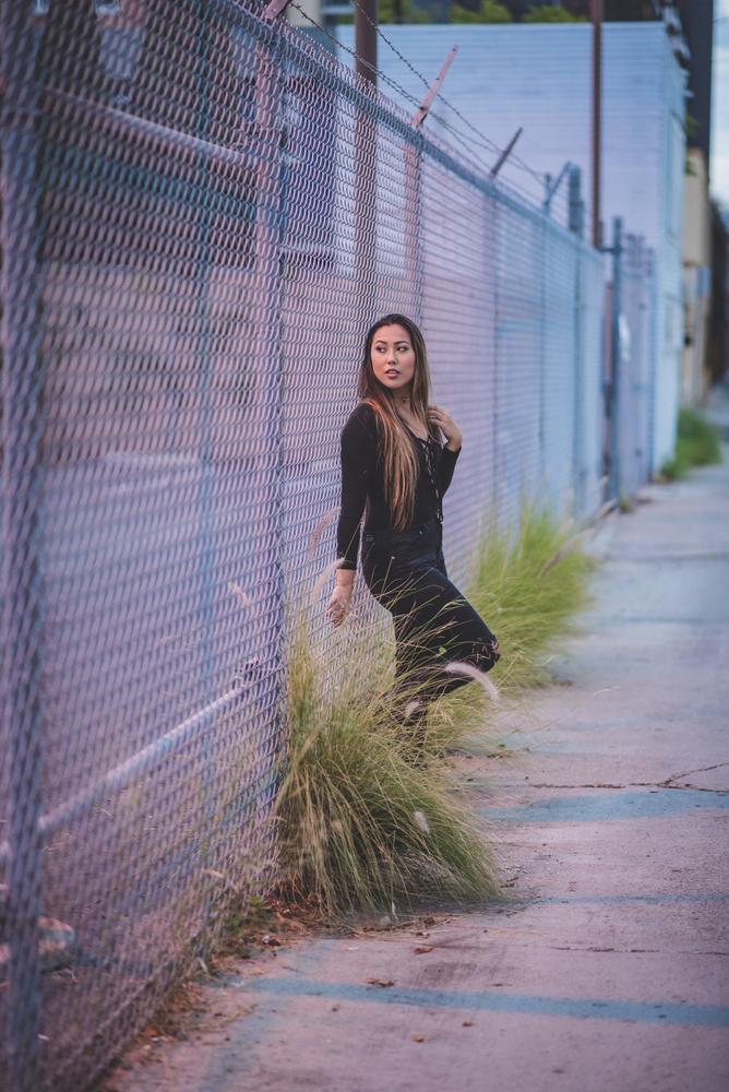 Ally Shoot by Jason Santiago