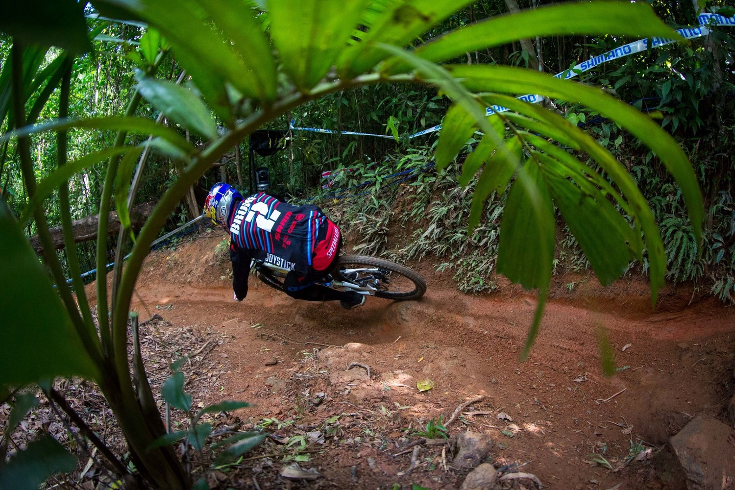 Loic Bruni in Cairns by Luca Cometti