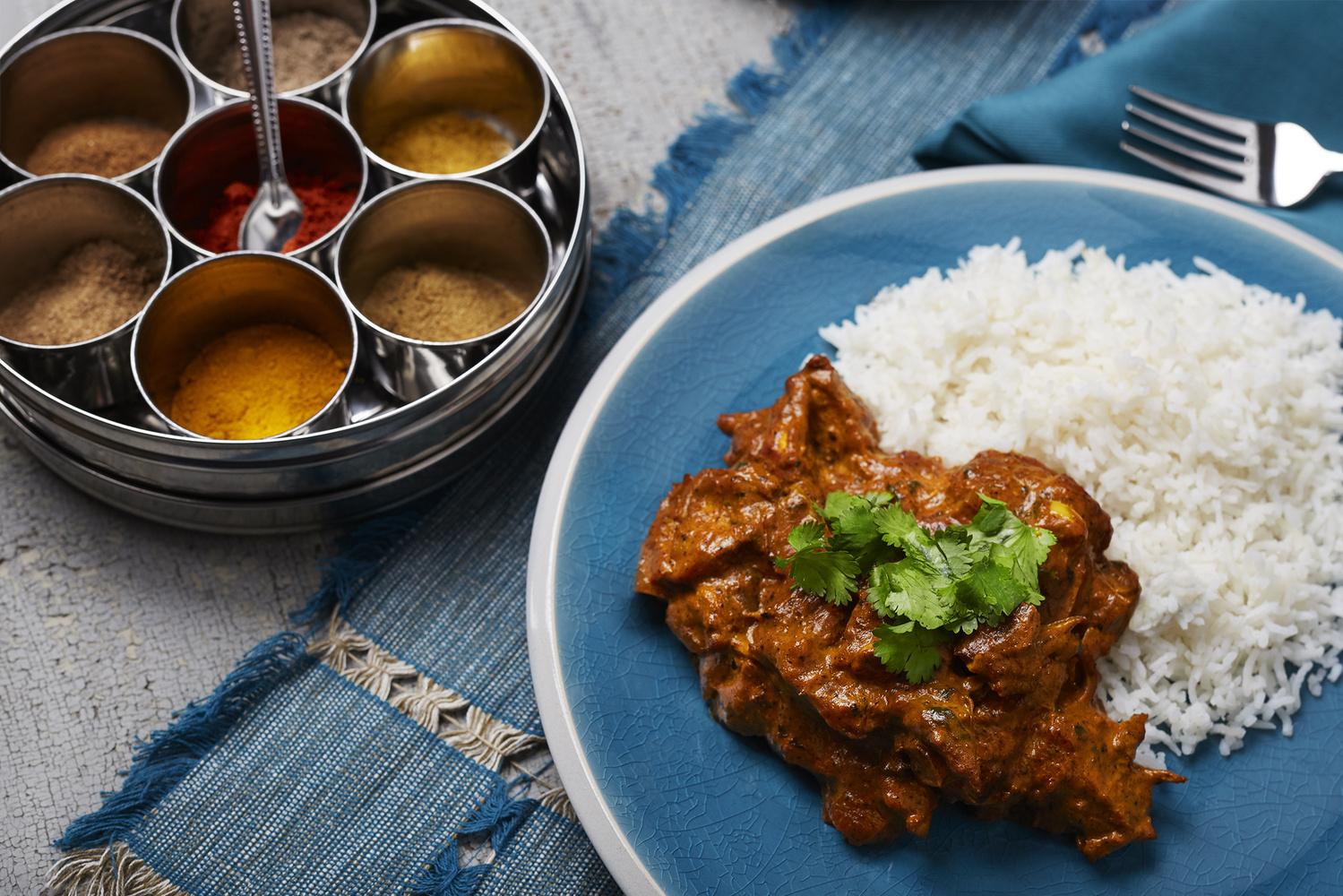 Chicken Tikka Masala by Edward Boe