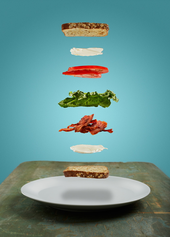 BLT Deconstructed by Edward Boe