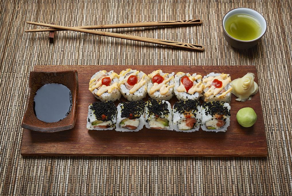 Sushi by Edward Boe