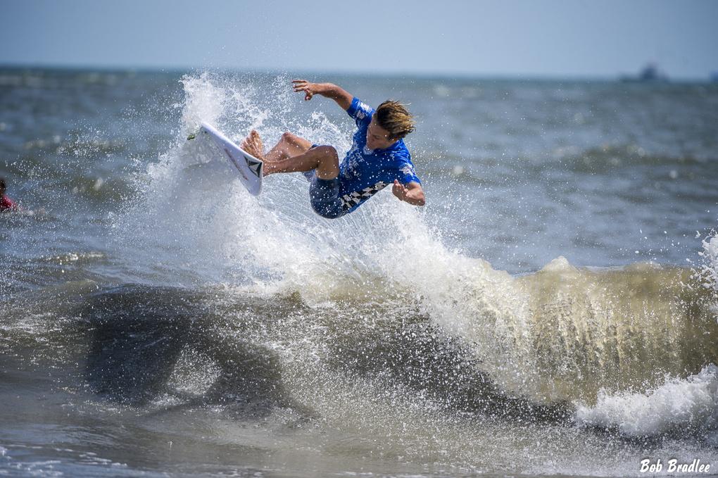 East Coast Surfing Championship by Bob Bradlee