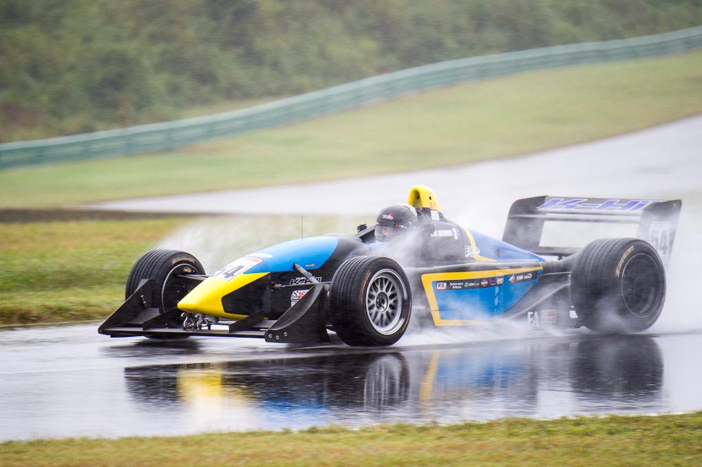 Racing in the Rain by Bob Bradlee