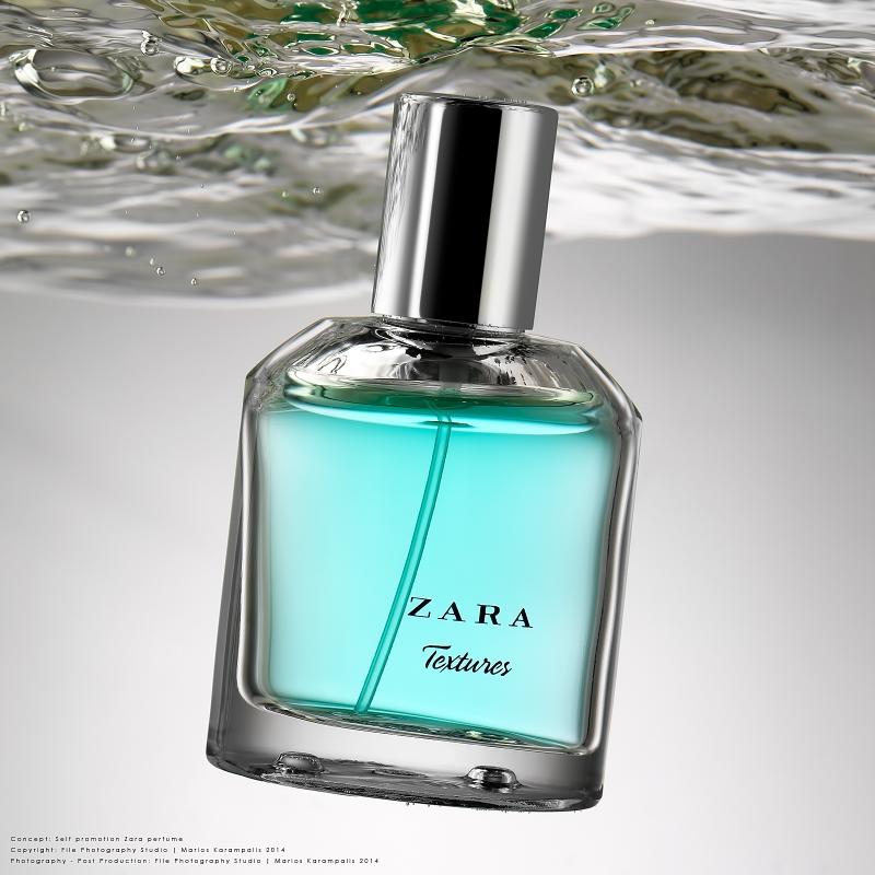 Zara perfume by Marios Karampalis
