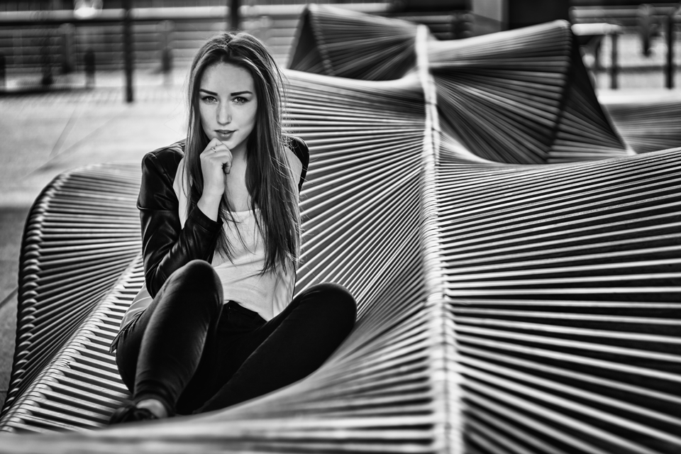 Michalina by Przemek Walasik