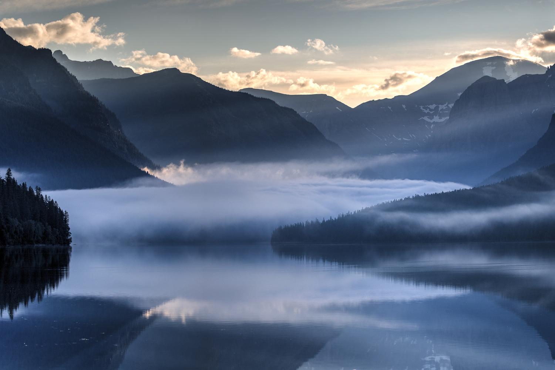 Sunrise in Montana by SEAN SHEPHERD