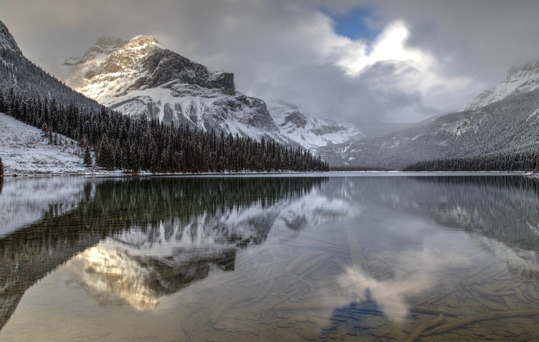 Emerald lake, BC. Canada by SEAN SHEPHERD