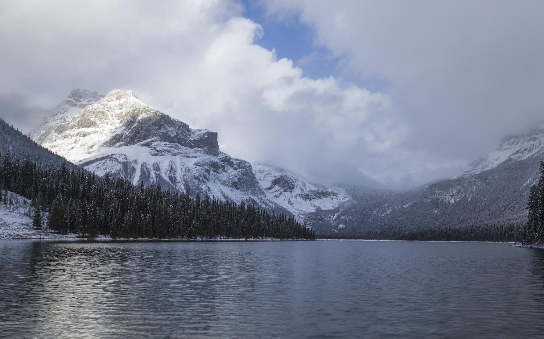 Emerald lake,Yoho B.C. by SEAN SHEPHERD