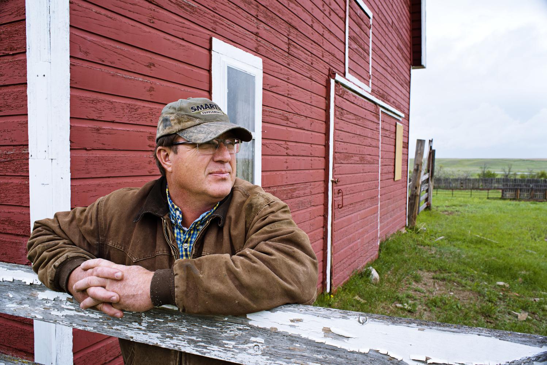 Farmer Tom by Jonathan Castner