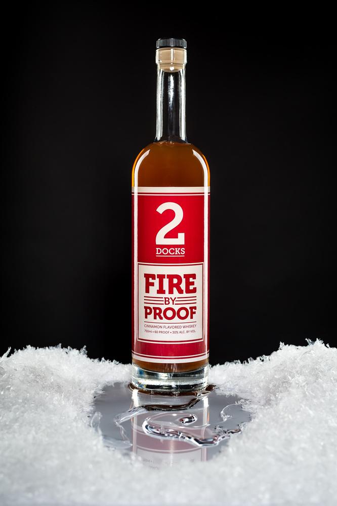 Fire by Proof by Darren L