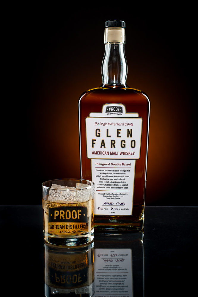 Glen Fargo American Malt Whiskey  by Darren L