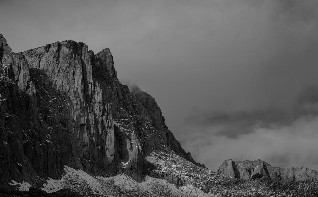 Mt Whitney by Jacob Bingham