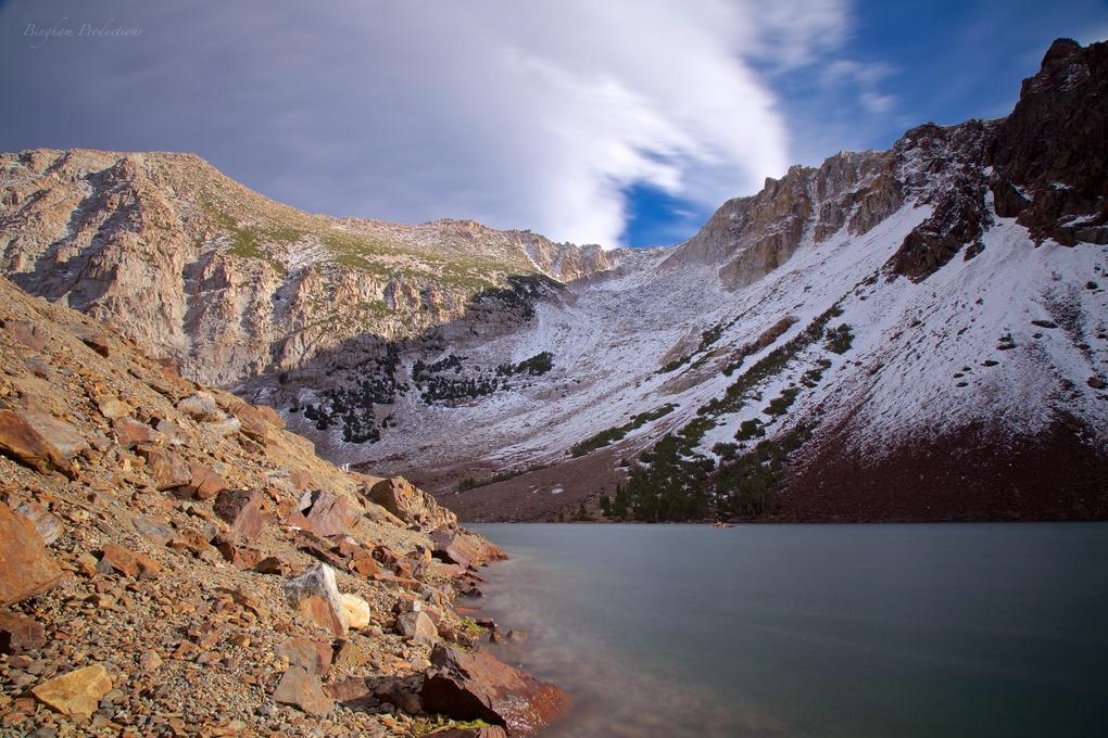 Ellery Lake by Jacob Bingham