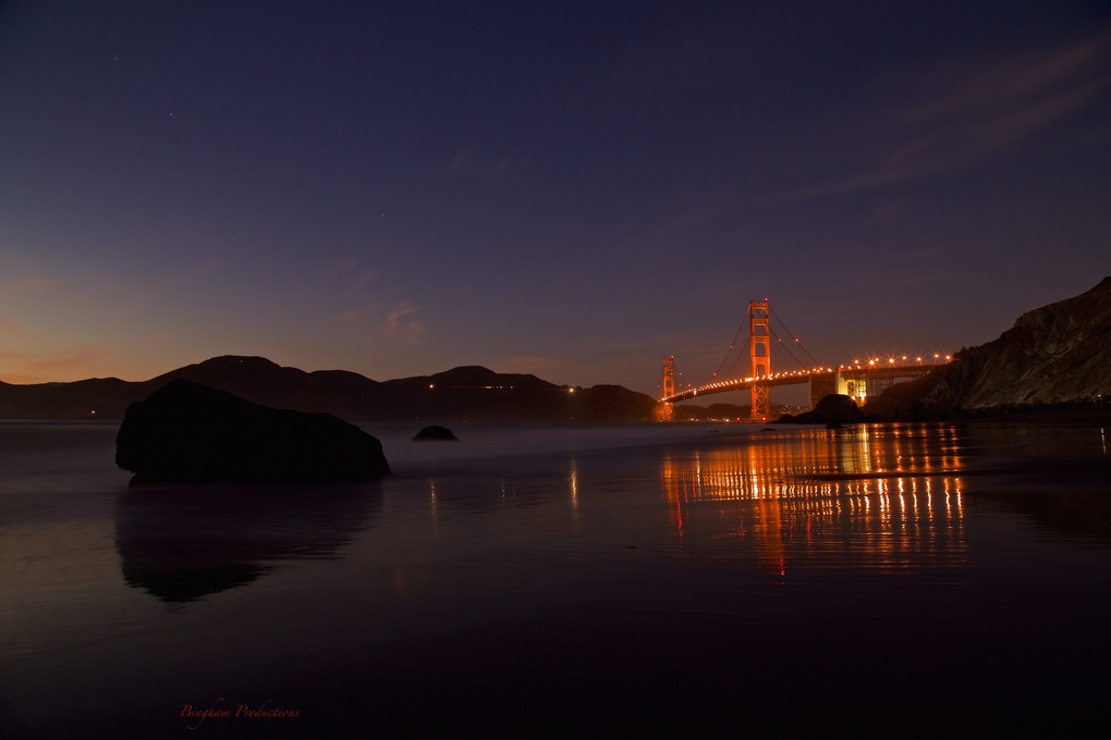 The Golden Gate by Jacob Bingham