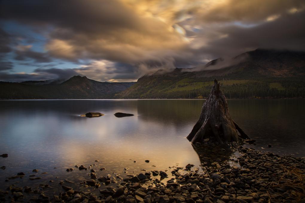 Fallen Leaf Lake by Jacob Bingham