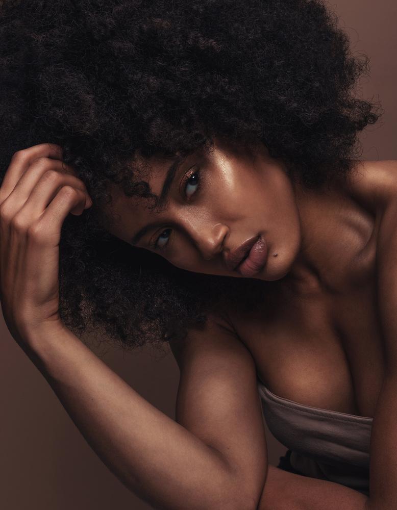 Beauty Portrait by Walker Corl