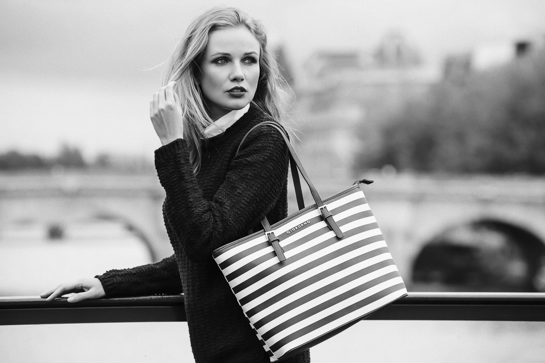 Dovile - Paris by Benoit Billard