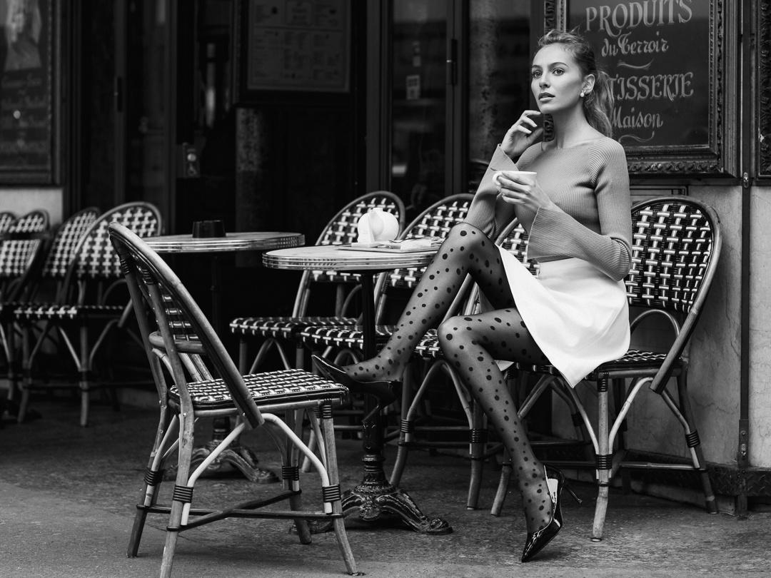 Lyudmila - Paris by Benoit Billard