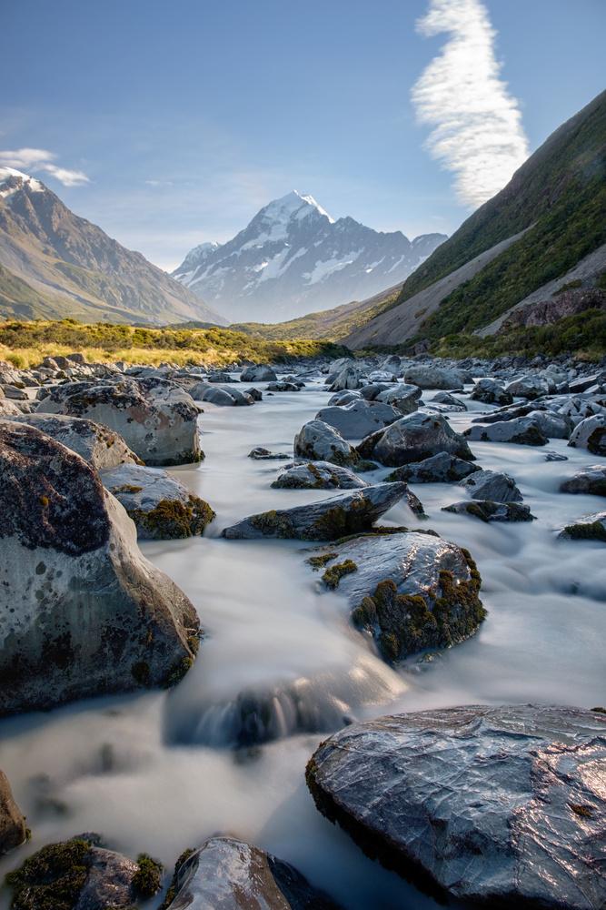 Hooker River by Tobias Kiemle