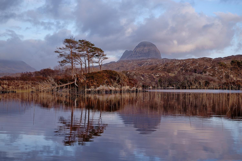 Loch Druim Suardalain by Tobias Kiemle