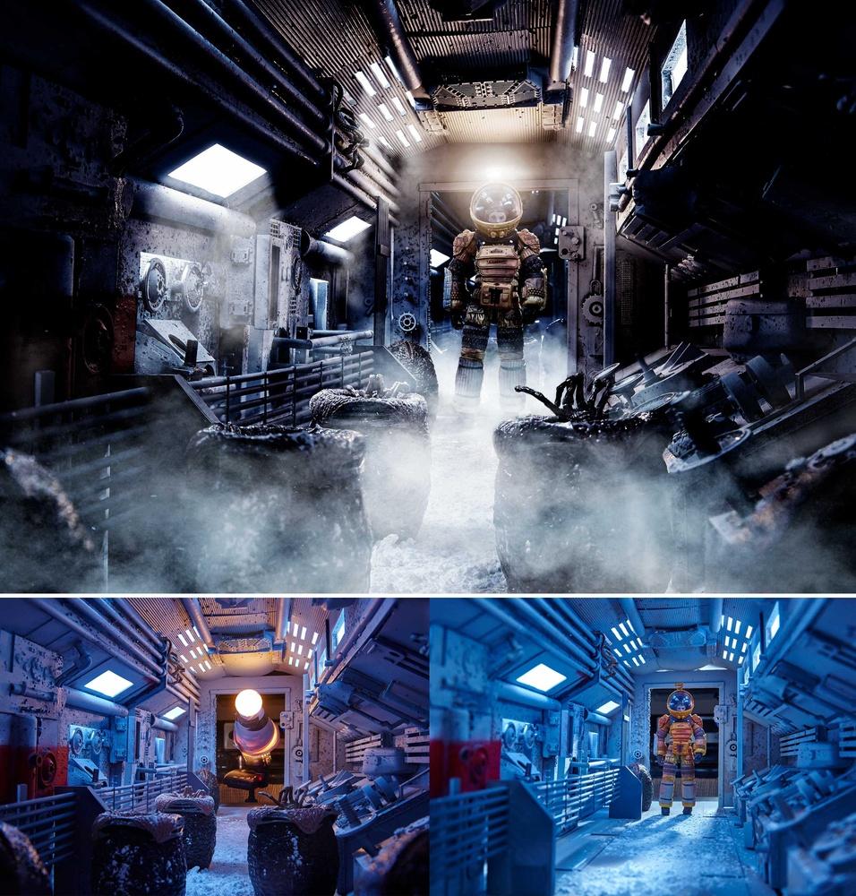 Alien Isolation by Travis Zielinski