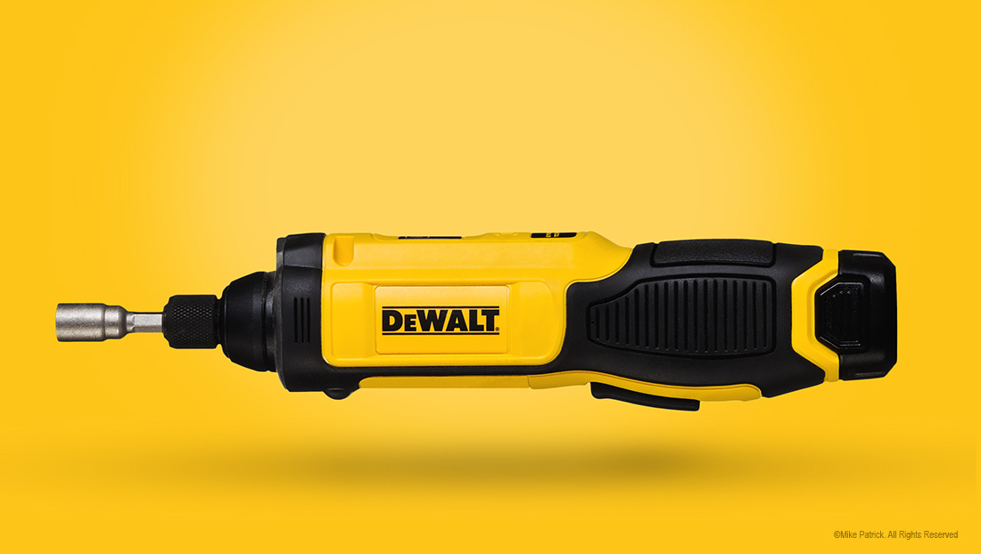 Dewalt Driver by Mike Patrick