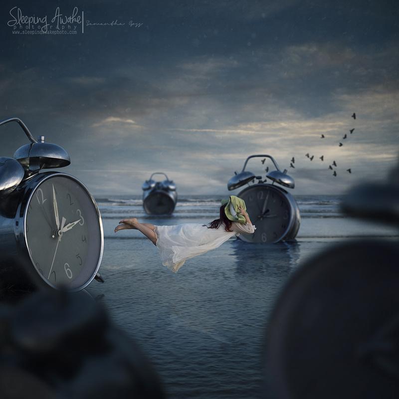 Eluding Sleep by Samantha Goss