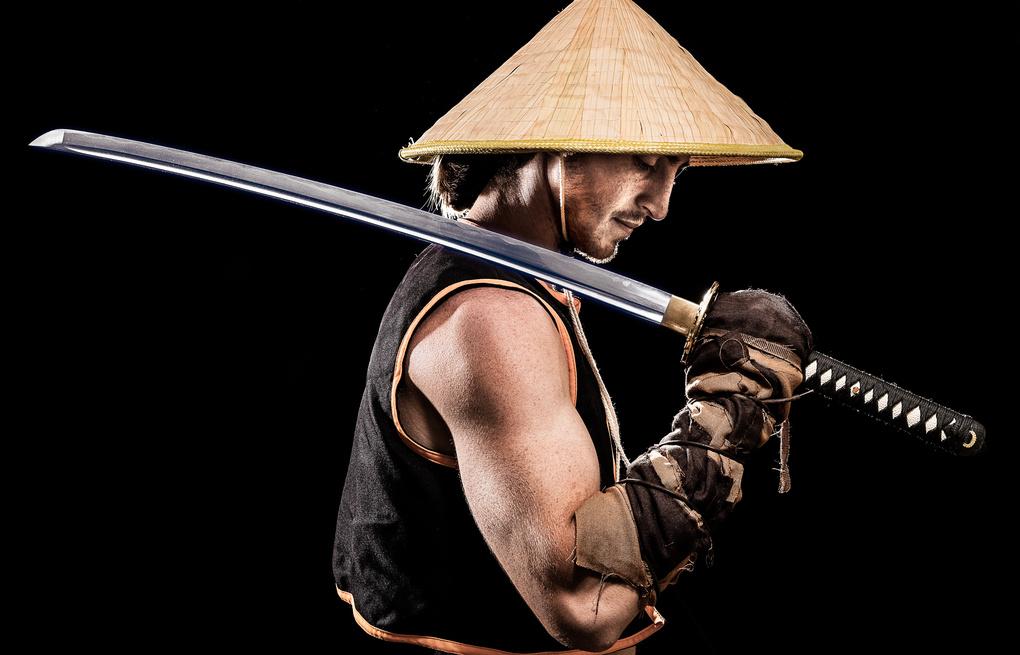 Wondering Samurai Within by Matthew Harding