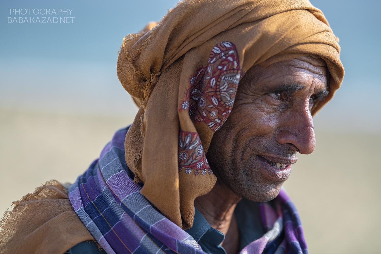 Salesman in Darak by Bob Libero