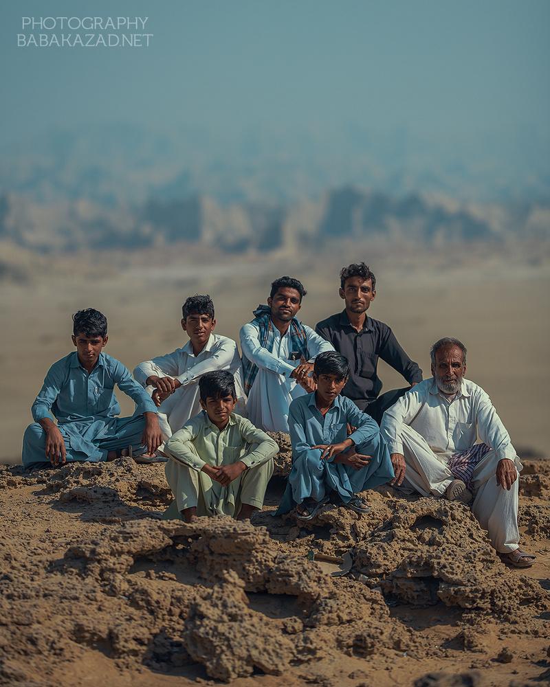Merikh People by Bob Libero