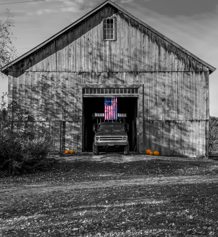 American Country by Chris Walch