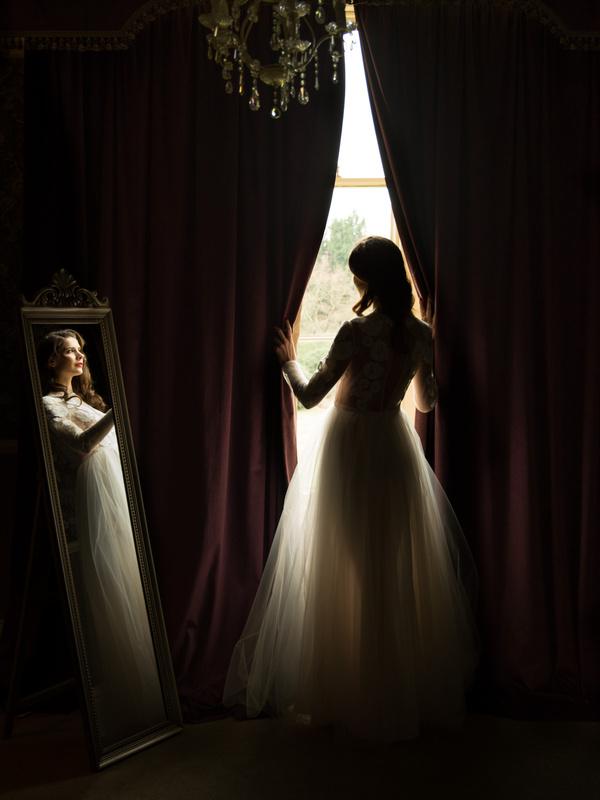 Bridal Portrait by Dalbir Virdee