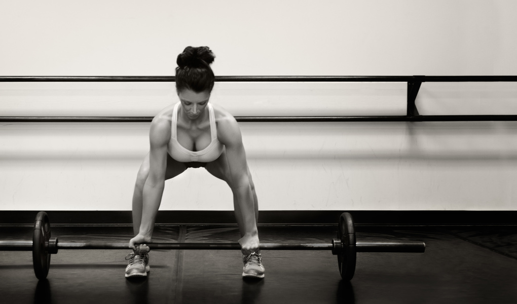 Dead Lifting for Days by Taylor Boggs