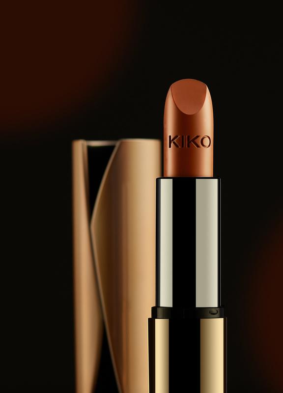 Gold and Passionate - Lip Stick by Jonathan Raho