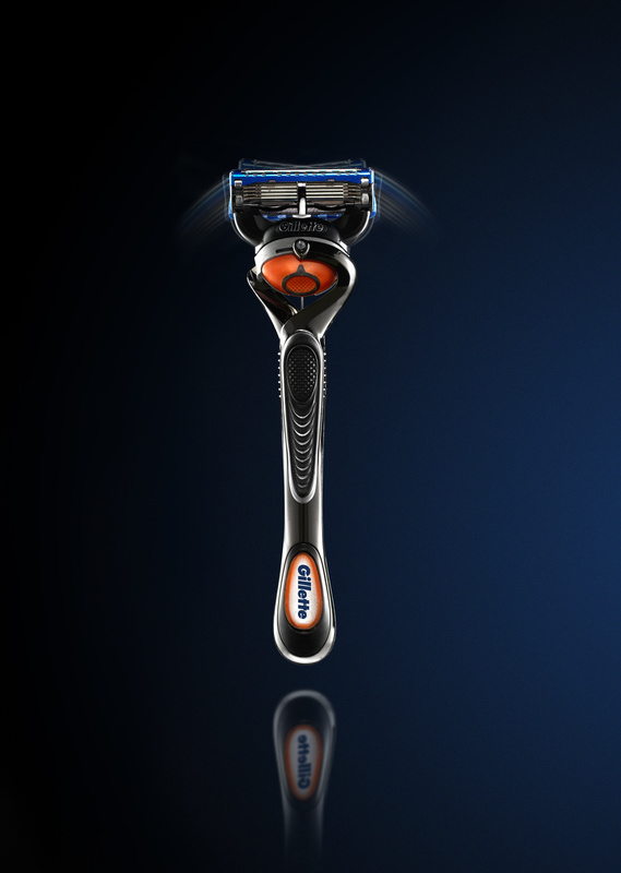 Gillette Flexball by Jonathan Raho