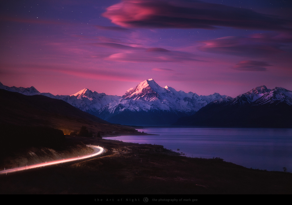 Mount Cook - Changing of the Guard by Mark Gee